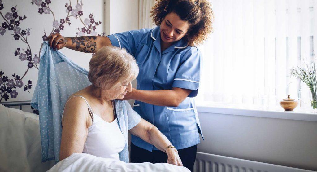 Aide à domicile senior