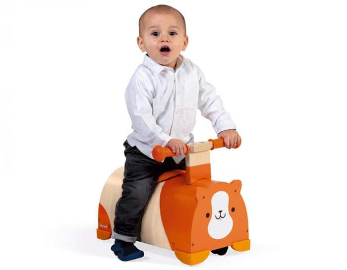 Pourquoi le trotteur est-il indispensable au bambin ?