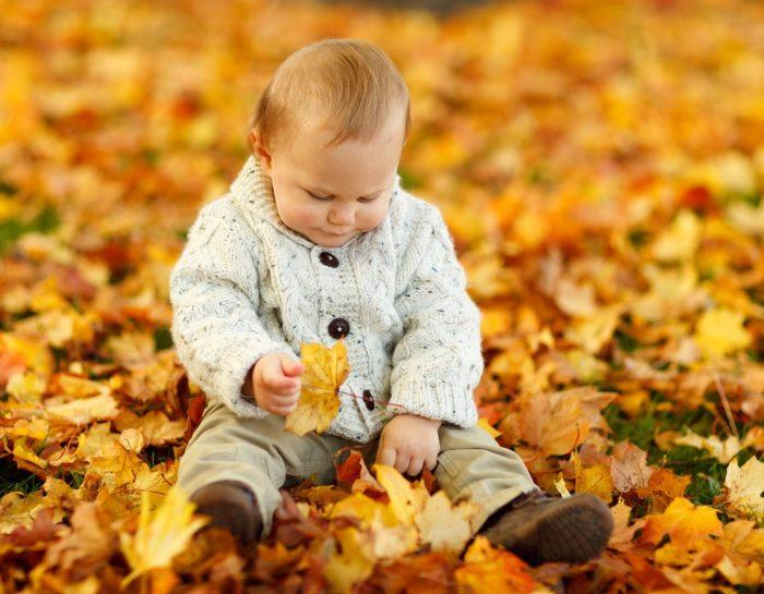 Bébé : Quatre idées de tenues pour l'automne